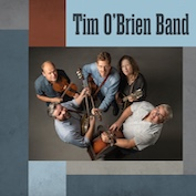 TIM O'BRIEN|Americana/Bluegrass/Folk