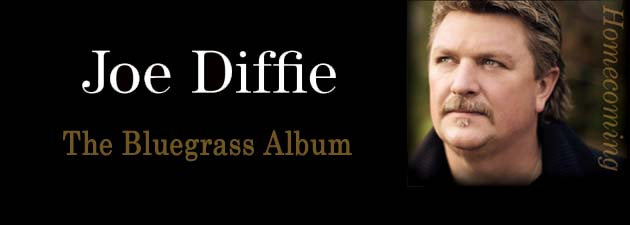 JOE DIFFIE R.I.P. |A wholly realized effort that delivers the quintessential bluegrass experience.