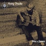 WAZ E JAMES|Americana/Country Rock