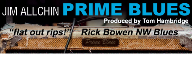 JIM ALLCHIN|Produced by 2x Grammy winner Tom Hambridge