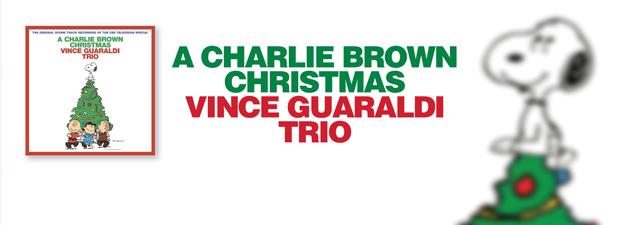 VINCE GUARALDI TRIO|A joyous and festive meditation for the holiday season!