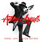 ANTHONY GOMES Blues/Rock