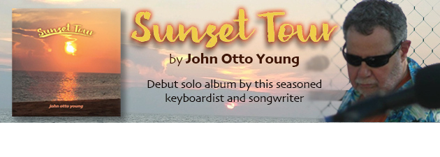 JOHN OTTO YOUNG|Engaging lyrics wrapped in a blend of rock, blues, and roots themes