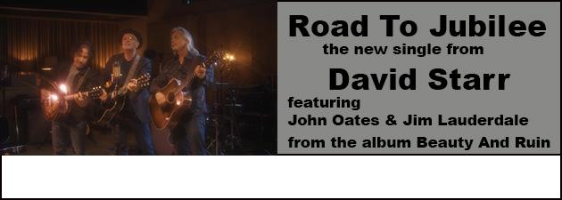 DAVID STARR|FULL ALBUM - BEAUTY AND RUIN - Release Date: February 21st...!