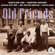 OLD FRIENDS|Blues/Country