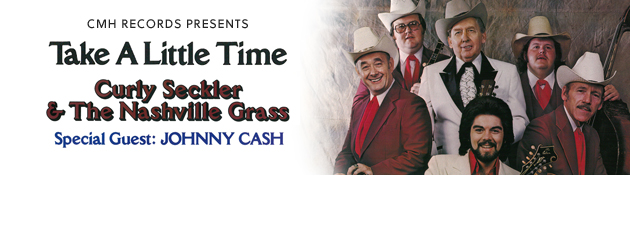 CURLY SECKLER|Famed bluegrassers keep truckin'! Digital release of lost classic
