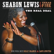 SHARON LEWIS|Blues/Soul