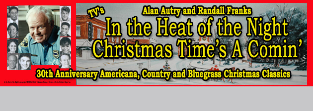 RANDALL'S HEAT CHRISTMAS|American TV Favorites Croon Christmas Classics for Charity with Country Friends