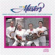 THE MASTERS Bluegrass/Country