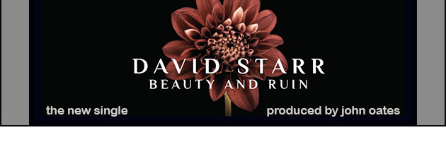 DAVID STARR|A cinematic tale of love and loss...