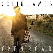 COLIN JAMES|Blues/Americana/Blues Rock