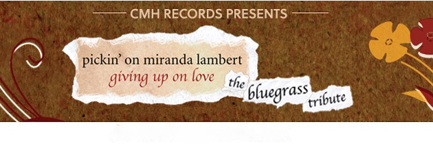 MIRANDA LAMBERT|The old art of bluegrass meets a bright young country visionary.