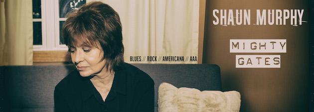 SHAUN MURPHY|Blues - Americana - Rock - AAA... She has it all.