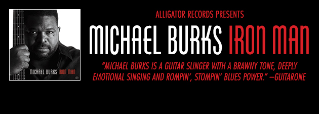 "MICHAEL""IRONMAN"" BURKS