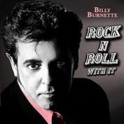 BILLY BURNETTE Americana/Rockabilly/Country