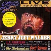 JERRY JEFF WALKER Americana/Country/Folk