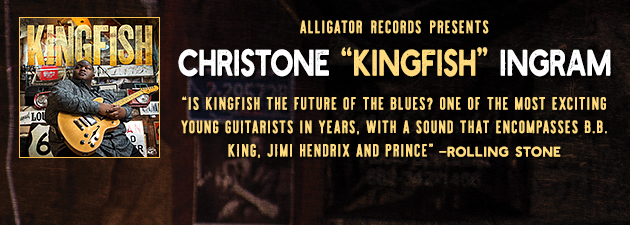 "CHRISTONE ""KINGFISH"" INGRAM