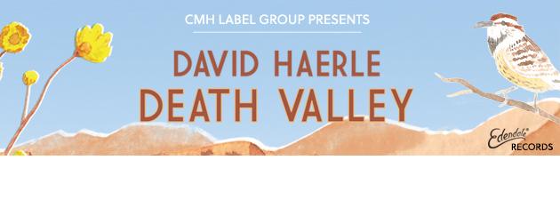 DAVID HAERLE Guitar-driven rock meets a shimmering California sound.