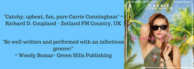 """CARRIE CUNNINGHAM """"A refreshing getaway with a blend of California sunshine"""""""