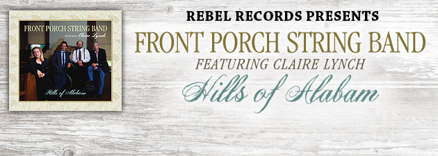 CLAIRE LYNCH & THE FRONT PORCH STRING BAND  Best of collection from Claire's days leading The Front Porch String Band