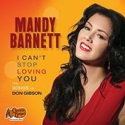 MANDY BARNETT|Americana/Country/Bluegrass