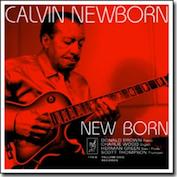 CALVIN NEWBORN Jazz/Blues