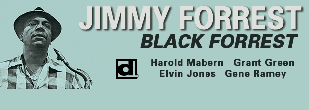 JIMMY FORREST|Swinging no-nonsense bebop