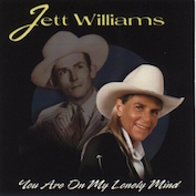 JETT WILLIAMS|Country/Traditional Country