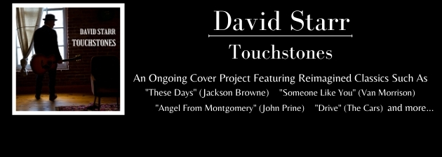 DAVID STARR|New single release every month for one year!