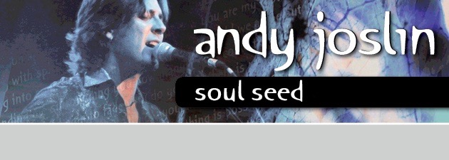 ANDY JOSLIN  A compelling AAA, Hot A/C, and Alt. Rock Record
