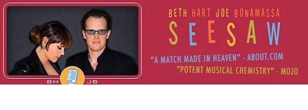 BETH HART & JOE BONAMASSA|A Match Made in Heaven